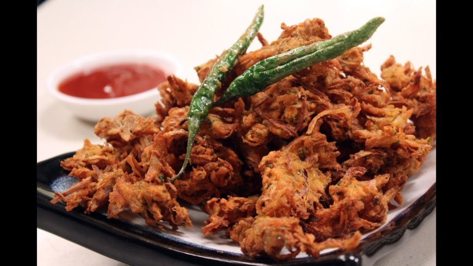 Iftar Party Menu - Bhajiya