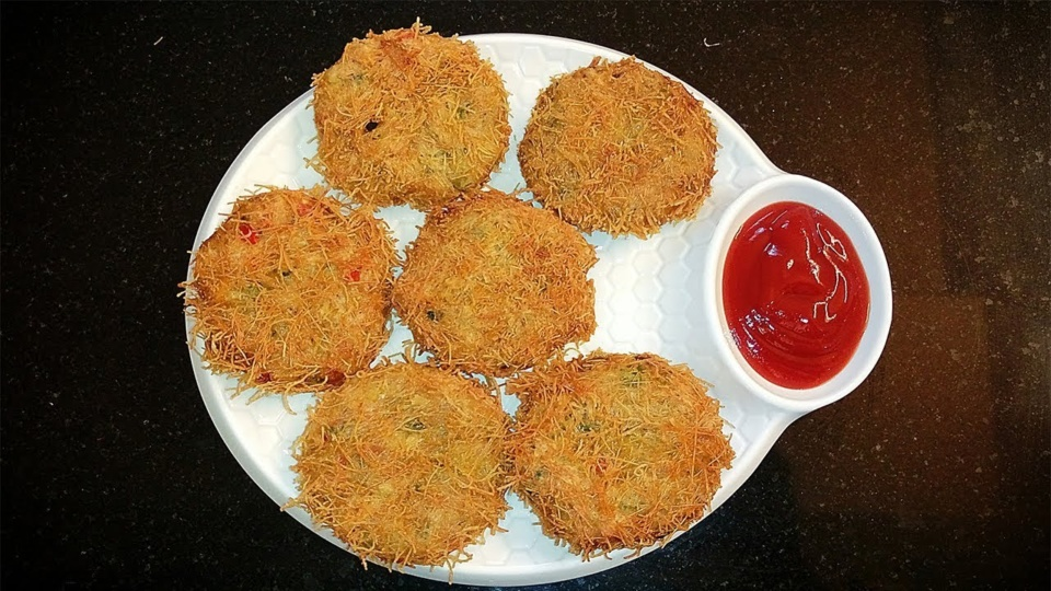 Iftar Party Menu - Russian Cutlet