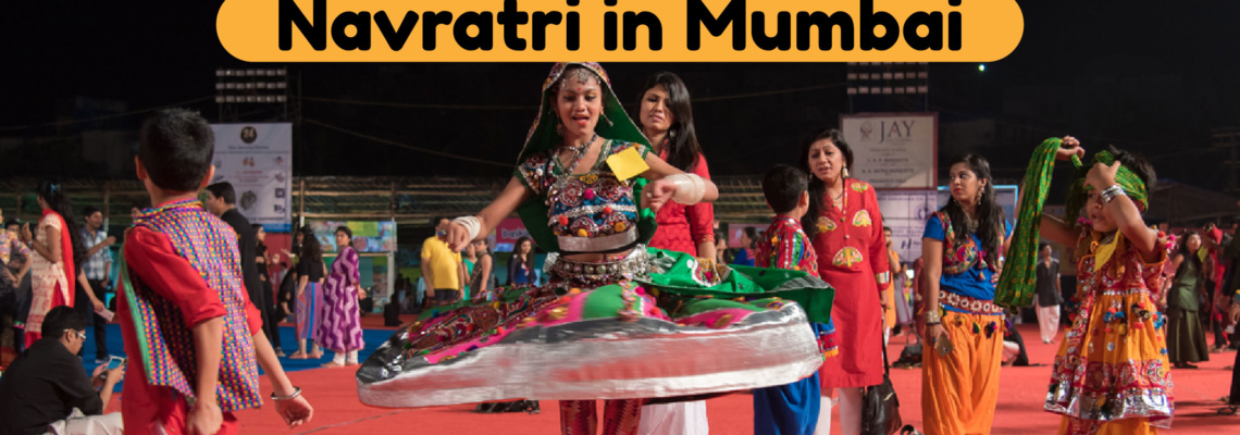 Garba places in Mumbai by Mumbai Coworking