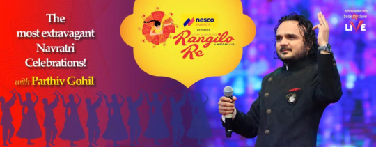 Rangilo Re 2019, NESCO, Goregaon Navratri in Mumbai