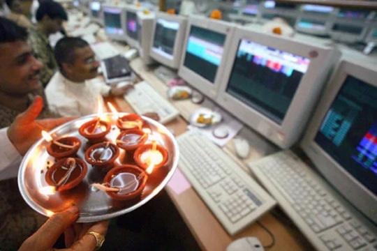 Muhurat Trading BSE NSE