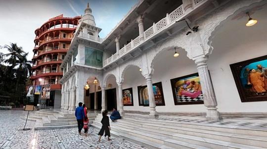ISKCON temples in Mumbai