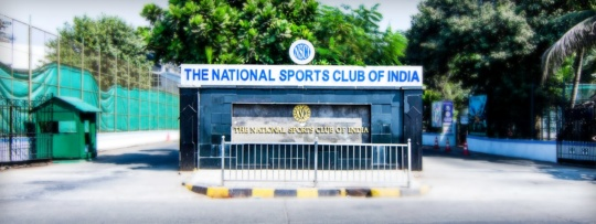The national sports club of India-min