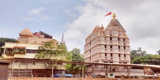 Shree Siddhivinayak Temples in Mumbai