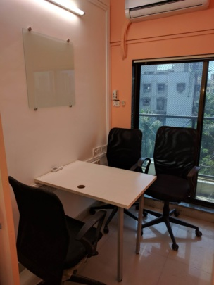 3 seater private cabin for rent in Mumbai