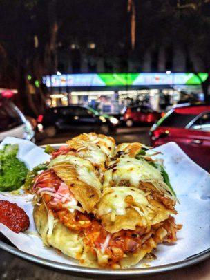 Raju sandwich stall