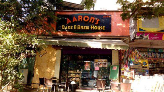 Aarons street food of Mumbai