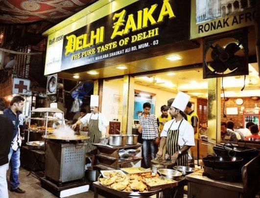 Delhi Zaika Mumbai