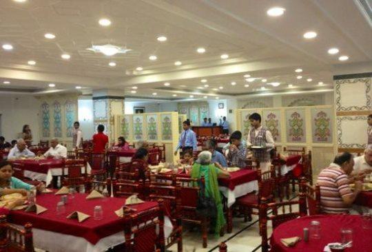 Govinda Street food