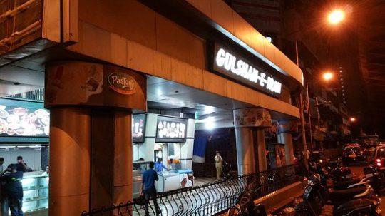street food in Mumbai at Gulshan e iran