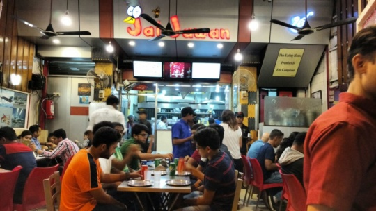 Jai Jawan Street food in Mumbai