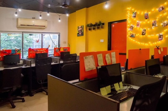 Coworking space in Mumbai Coworking