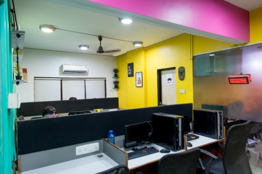 Night Coworking Office in Mumbai