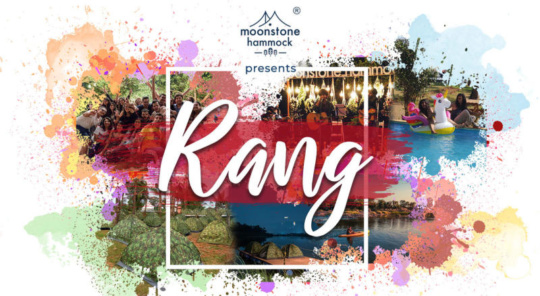 Holi parties in Mumbai 2020 - Rang 2020 at Moonstone Hammock