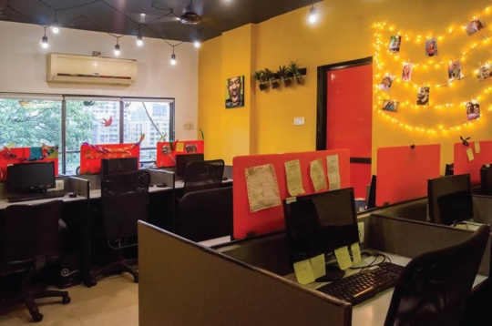 Shared office space in mumbai