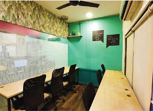 shared Office in Mumbai